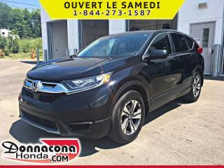 Used 2018 Honda CR-V LX AWD *GARANTIE 10 ANS / 200 000 KM* for sale in Donnacona, QC