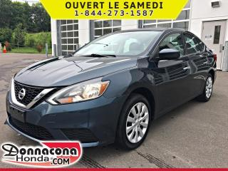 Used 2016 Nissan Sentra 1.8S *JAMAIS ACCIDENTE* for sale in Donnacona, QC