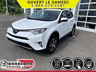 Used 2018 Toyota RAV4 XLE AWD *JAMAIS ACCIDENTE* for sale in Donnacona, QC