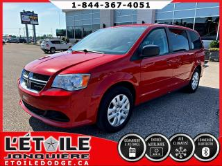Used 2015 Dodge Grand Caravan SXT Dem à distance for sale in Jonquière, QC
