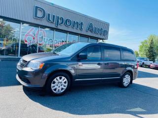 Used 2016 Dodge Grand Caravan Ensemble Valeur plus familiale 4 portes for sale in Alma, QC