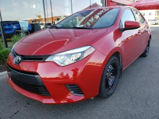 Used 2015 Toyota Corolla *LE*AIR*CRUISE* for sale in Québec, QC