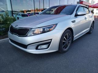 Used 2015 Kia Optima *LX*AIR*CRUISE*BLUETOOTH* for sale in Québec, QC