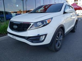 Used 2015 Kia Sportage *SX*TURBO*AWD*CAMÉRA*AIR* for sale in Québec, QC