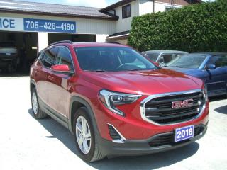 Used 2018 GMC Terrain SLE ,AWD,  Nav., Pano Roof, 2.0L Turbo Tow Package for sale in Beaverton, ON