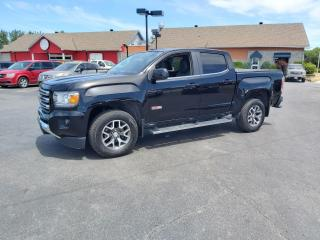 Used 2016 GMC Canyon 4WD SLE for sale in Cornwall, ON