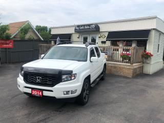 Used 2014 Honda Ridgeline SPORT for sale in Sutton, ON