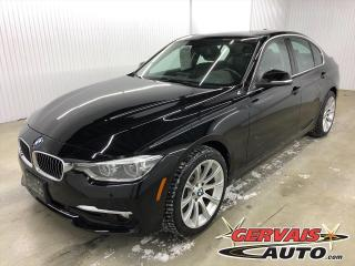 Used 2017 BMW 3 Series 320i xDrive GPS Cuir Toit Ouvrant MAGS PNEUS NEUFS for sale in Trois-Rivières, QC
