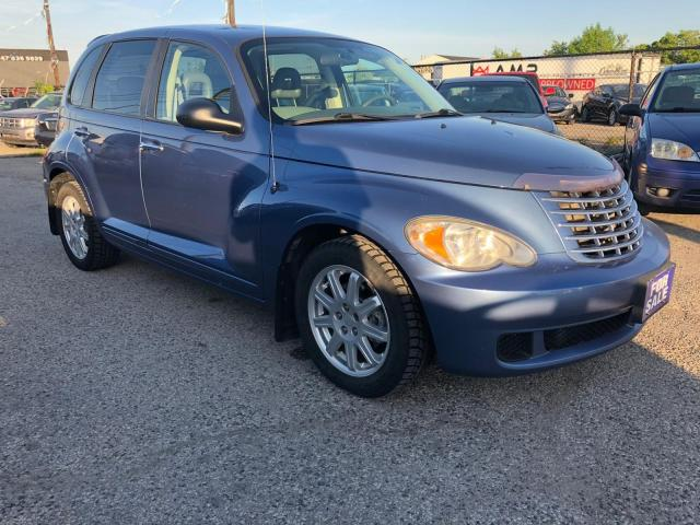 2007 Chrysler PT Cruiser LOW KMS, ACCIDENT FREE, 3 YR WARRANTY. CERTIFIED