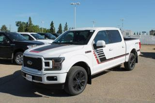 New 2020 Ford F-150 LARIAT 502A | 4X4 SuperCrew | 5.0L V8 Ecoboost | Special Edition Appearance Pkg | Technology PKG | Power Running Boards | Heated Steering Wheel | Heated/Cooled Seats | Spray Liner | for sale in Edmonton, AB