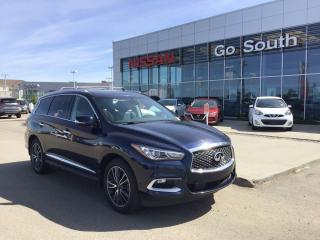 Used 2016 Infiniti QX60 AWD, 4X4, TECHNOLOGY PKG for sale in Edmonton, AB
