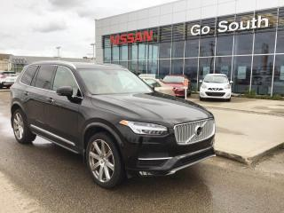 Used 2016 Volvo XC90 T6,INSCRIPTION, LEATHER, NAVIGATION for sale in Edmonton, AB