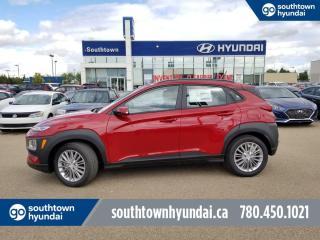 New 2020 Hyundai KONA Preferred - 2.0L Blind Spot, Heated Wheel, Push Button, Fog Lights for sale in Edmonton, AB