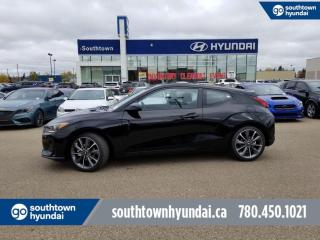 New 2020 Hyundai Veloster Luxury - 2.0L Bluelink, Sunroof, Push Button, Lane Keep Assist/Lane Departure Warning/Forward Collision-Avoidance for sale in Edmonton, AB
