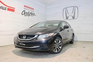 Used 2015 Honda Civic EX 4 portes for sale in Blainville, QC