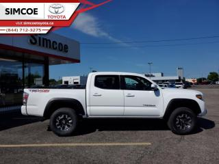 New 2020 Toyota Tacoma TRD Off-Road  - Navigation - $274 B/W for sale in Simcoe, ON