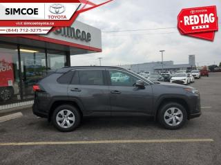 New 2020 Toyota RAV4 LE AWD  - Heated Seats - $233 B/W for sale in Simcoe, ON