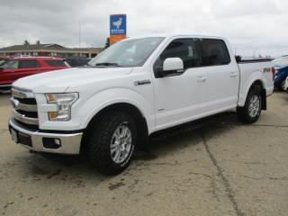 Used 2016 Ford F-150 Lariat for sale in Wetaskiwin, AB