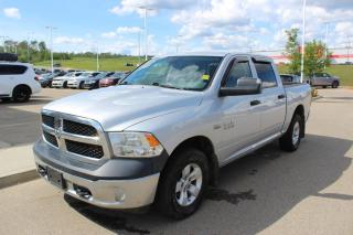 Used 2014 RAM 1500 ST 4x4 Crew Cab 140.0 in. WB for sale in Peace River, AB