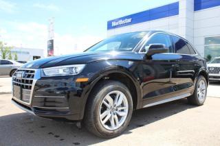 Used 2018 Audi Q5 KOMFORTPLUS/AWD/LEATHER/BACKUPCAM for sale in Edmonton, AB
