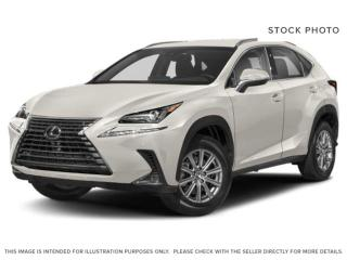 New 2020 Lexus NX 300 Luxury Package for sale in Edmonton, AB