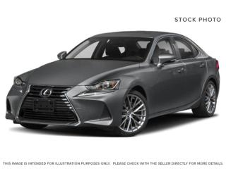 New 2020 Lexus IS 300 F Sport Series 1 for sale in Edmonton, AB