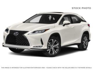 New 2020 Lexus RX 450h for sale in Edmonton, AB