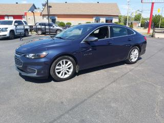 Used 2017 Chevrolet Malibu LT for sale in Cornwall, ON
