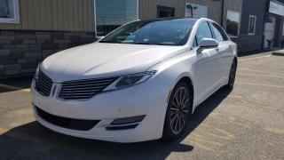 Used 2016 Lincoln MKZ RESERVE-