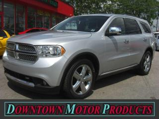 Used 2011 Dodge Durango Citadel 4WD for sale in London, ON