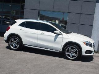 Used 2015 Mercedes-Benz GLA AMG|NAVIGATION|PANORAMIC SUNROOF for sale in Toronto, ON