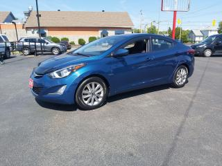 Used 2016 Hyundai Elantra Sport Appearance for sale in Cornwall, ON
