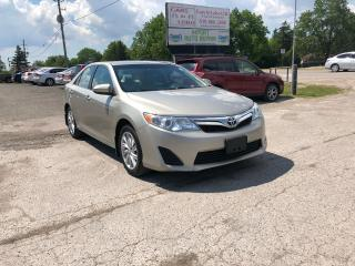 Used 2014 Toyota Camry LE for sale in Komoka, ON