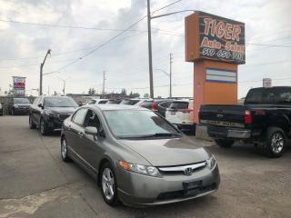 Used 2006 Honda Civic LX**AUTO**4 DOOR**ONLY 114KMS**CERTIFIED for sale in London, ON