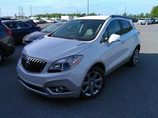 Used 2016 Buick Encore A/C MAGS CUIR CAMERA DE RECUL for sale in St-Hubert, QC