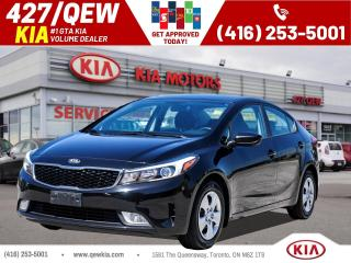 Used 2017 Kia Forte LX+ for sale in Etobicoke, ON