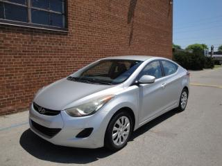 Used 2013 Hyundai Elantra SAFETY AND WARRANTY for sale in Oakville, ON