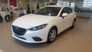 Used 2016 Mazda MAZDA3 Berline 4 portes, boîte automatique, GX for sale in Beauport, QC