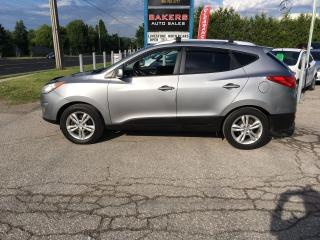 Used 2012 Hyundai Tucson GLS for sale in Newmarket, ON