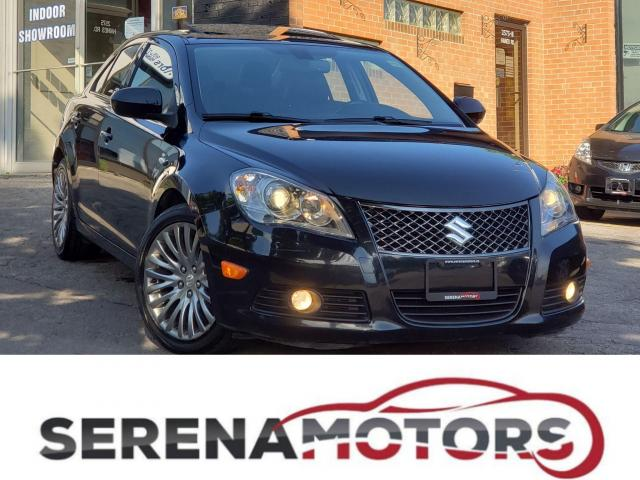 2011 Suzuki Kizashi SX | AUTO | AWD | FULLY LOADED | NO ACCIDENTS