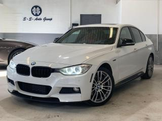 Used 2015 BMW 335i XDRIVE M SPORT|M PERFORMANCE|RED INT.|NAV|BCK UP for sale in Oakville, ON