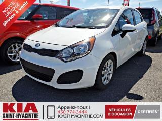 Used 2015 Kia Rio 5 LX+ ** SIÈGES CHAUFFANTS / BLUETOOTH for sale in St-Hyacinthe, QC