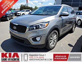 Used 2017 Kia Sorento LX TURBO AWD for sale in St-Hyacinthe, QC