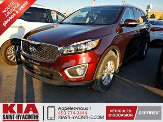 Used 2016 Kia Sorento LX ** GR ÉLECTRIQUE + A/C for sale in St-Hyacinthe, QC