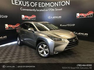 Used 2017 Lexus NX 200t Executive Package for sale in Edmonton, AB