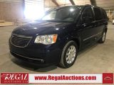 Photo of Blue 2013 Chrysler Town & Country