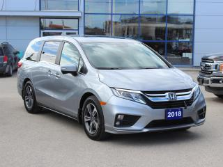 Used 2018 Honda Odyssey EX DVD   ROOF   CLEAN CARFAX   VERY RARE for sale in Winnipeg, MB