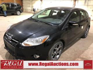 Used 2013 Ford Focus SES 4D Hatchback for sale in Calgary, AB