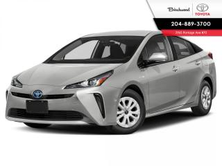 New 2020 Toyota Prius AWD-e for sale in Winnipeg, MB