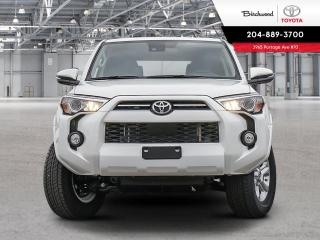 New 2020 Toyota 4Runner 4WD NIGHTSHADE PKG W/PREM PAINT for sale in Winnipeg, MB